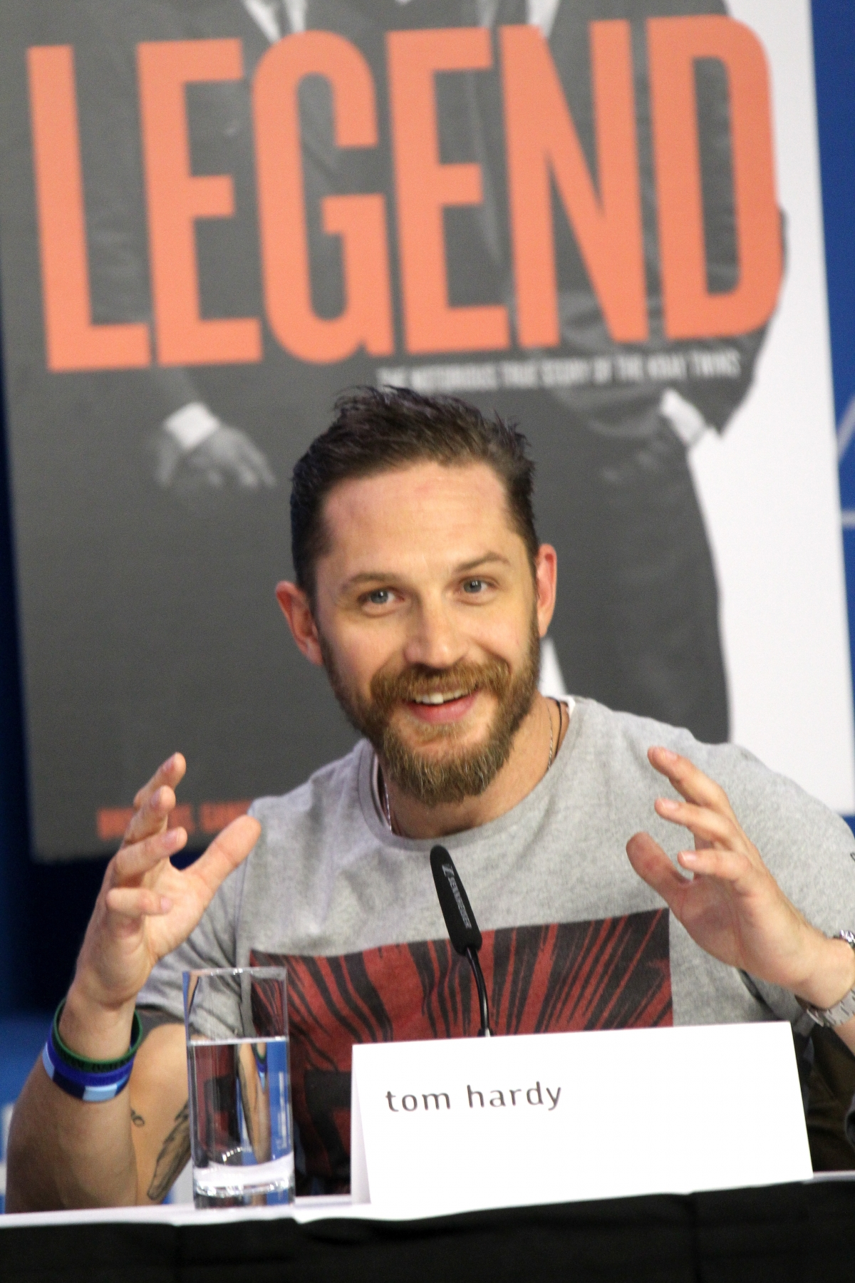 Tom Hardy bisexual