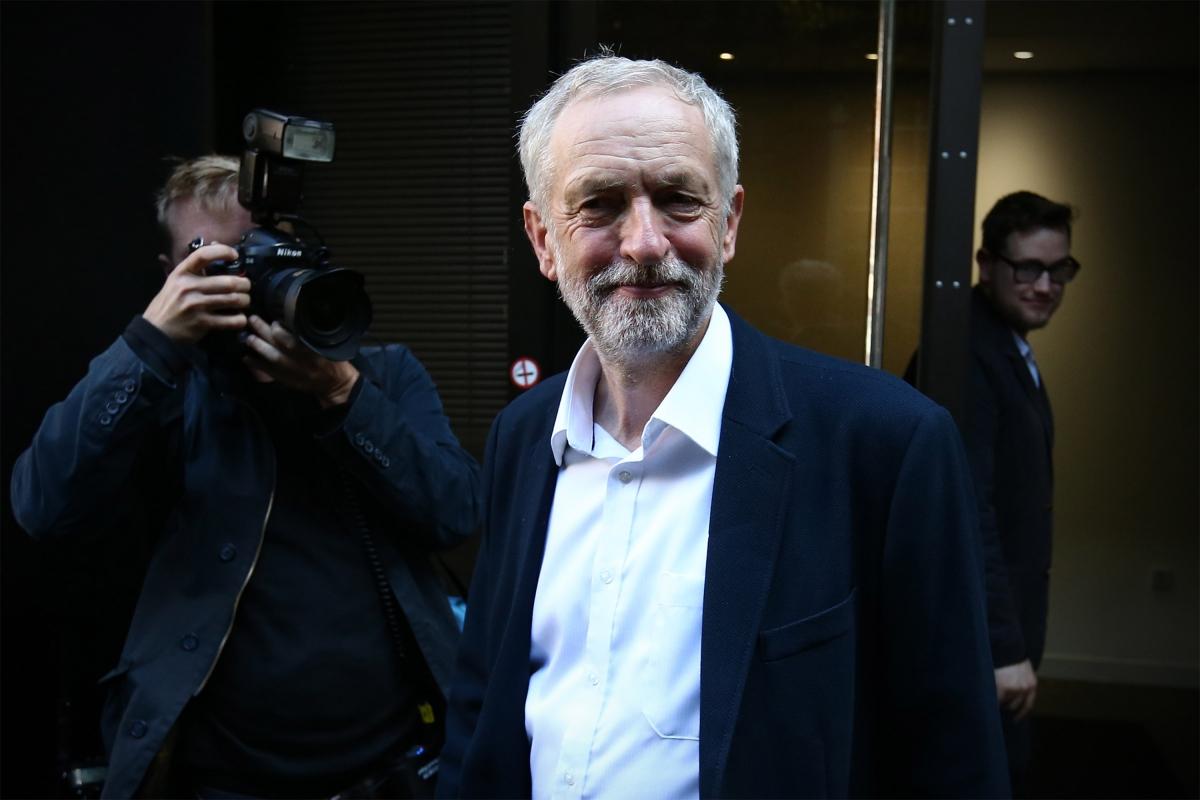 Jeremy Corbyn Labour leaderLabour