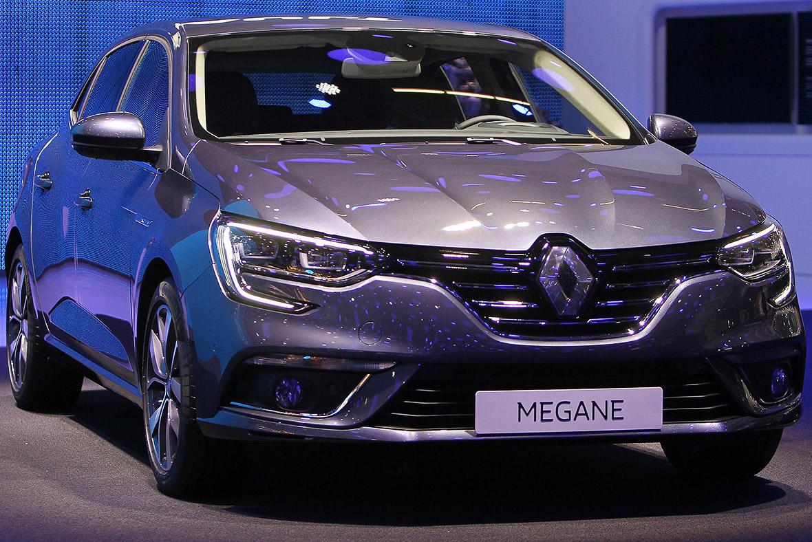 Frankfurt Motor Show 2015 photos