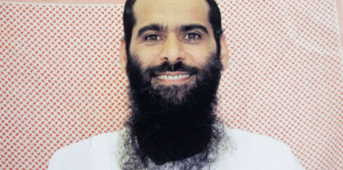 Guantanamo Bay inmate