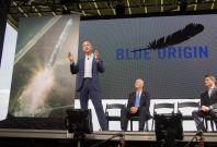 Blue Origin spacecraft