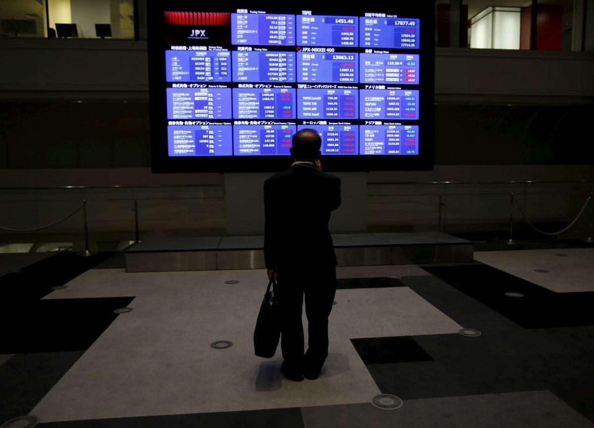 Tokyo Stock Exchange, Tokyo