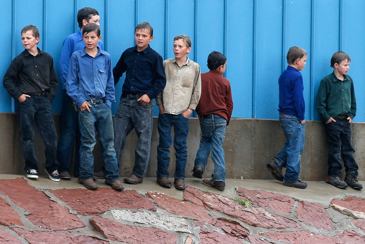 Utah flash floods polygamous sect