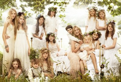 Bella Swan, Kate Middleton or Kate Moss Who Has the Best Wedding Gown