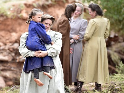 Utah flash floods polygamous sect
