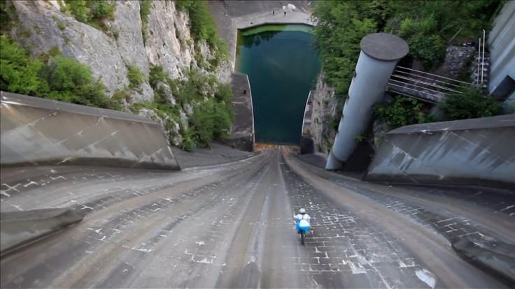 Slovenia mountain bike