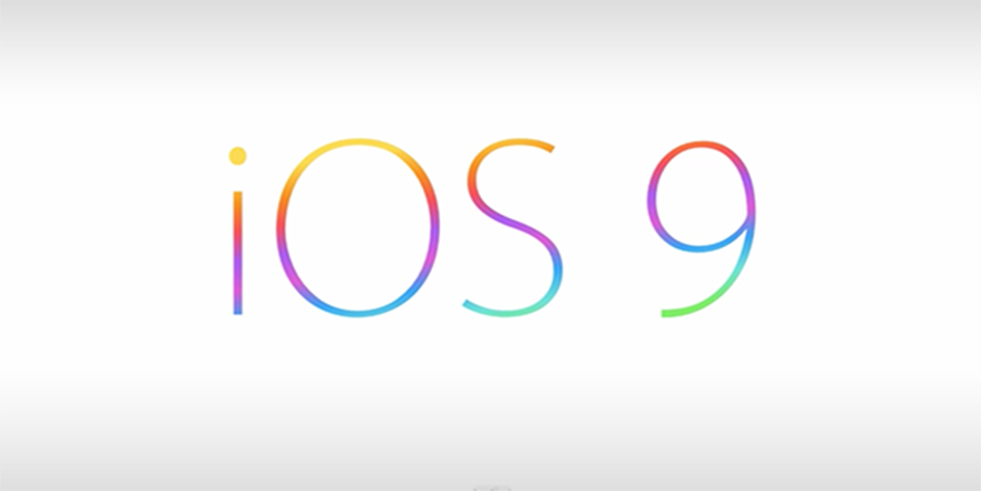 iOS 9 upgrade
