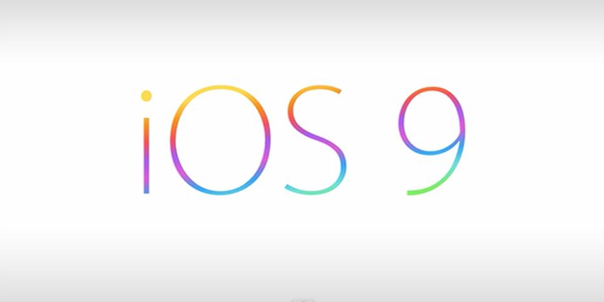 iOS 9 final clean install