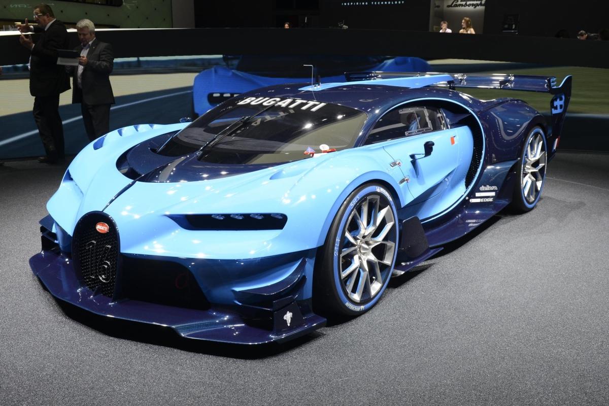 Frankfurt Motor Show Highlights New Cars From Ferrari Ford Bugatti Porsche Jaguar And More
