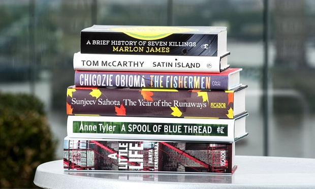 Man Booker Prize 2015 short listed books