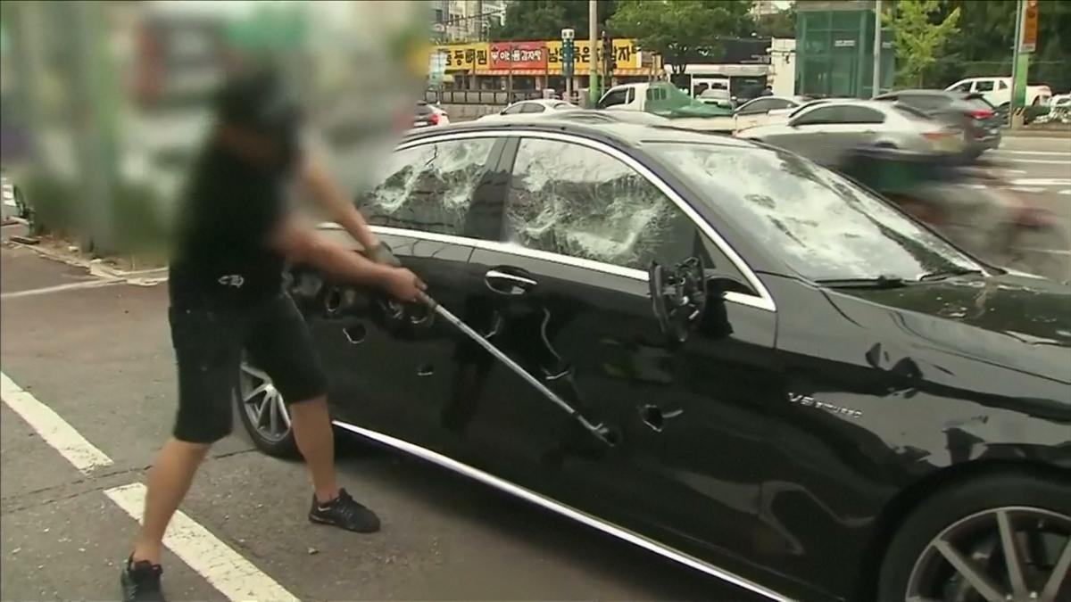South Korea car