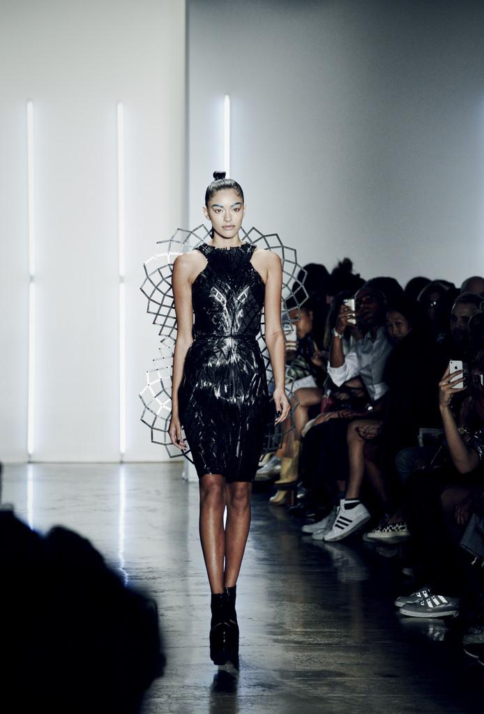 Chromat Adrenaline dress