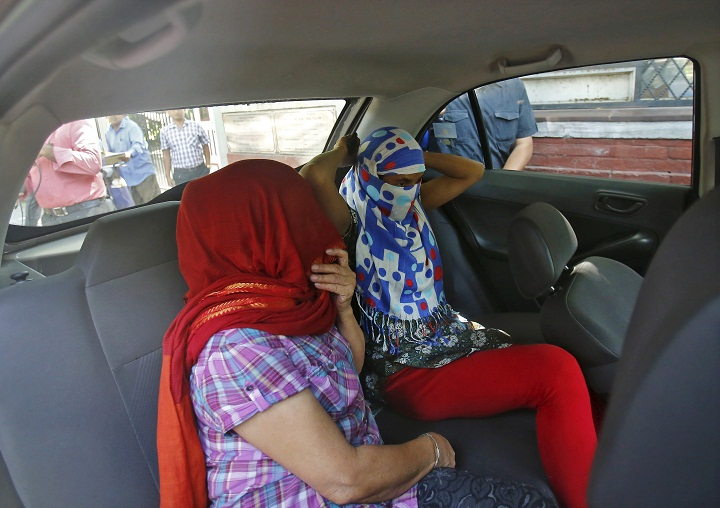 Nepalese women alleged rape by Saudi diplomat