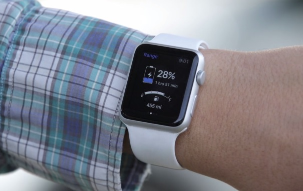 ford smartwatch app remotely controls climate control and door locks. Black Bedroom Furniture Sets. Home Design Ideas