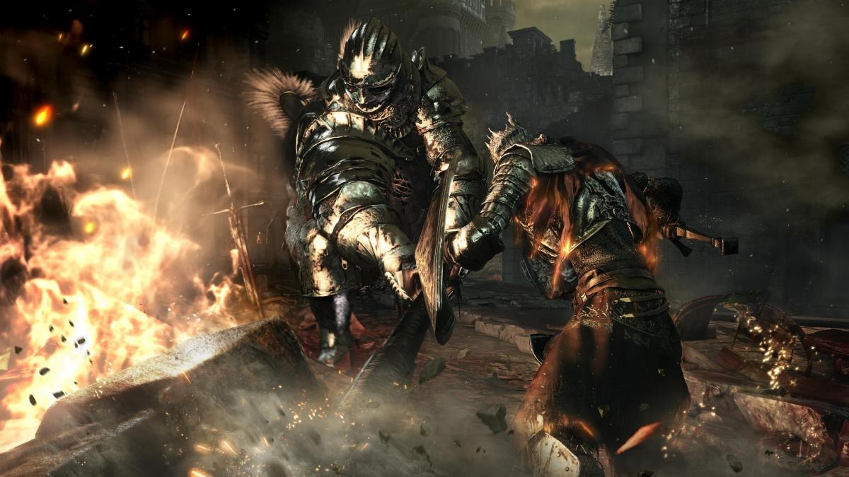 Dark Souls 3 PS4 Xbox One PC