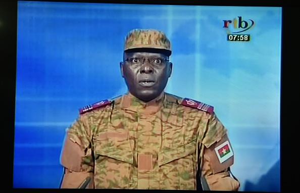Burkina Faso army coup