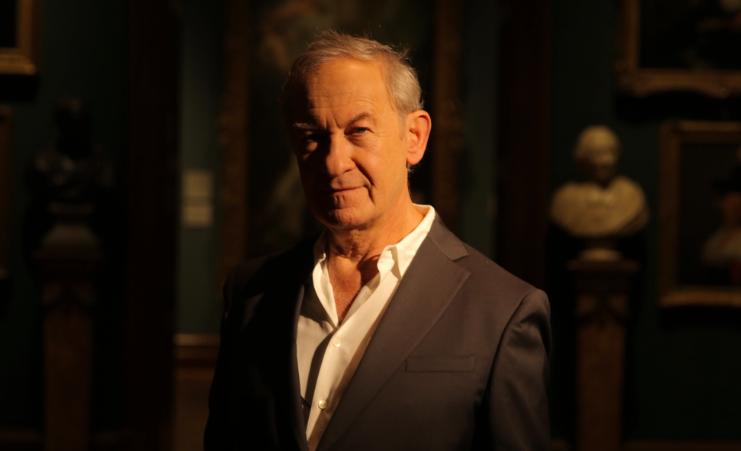 British historian Simon Schama