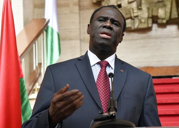 Burkina Faso's  president Michel Kafando oustedinmilitarycoup