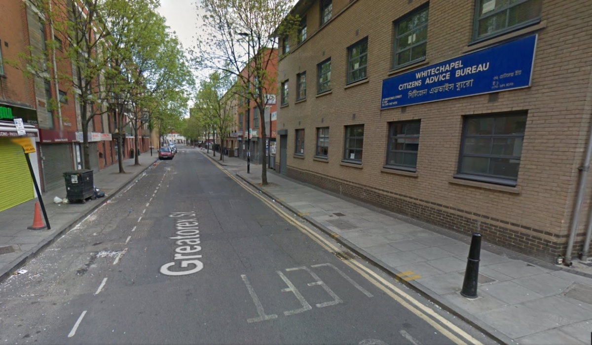 Whitechapel murder
