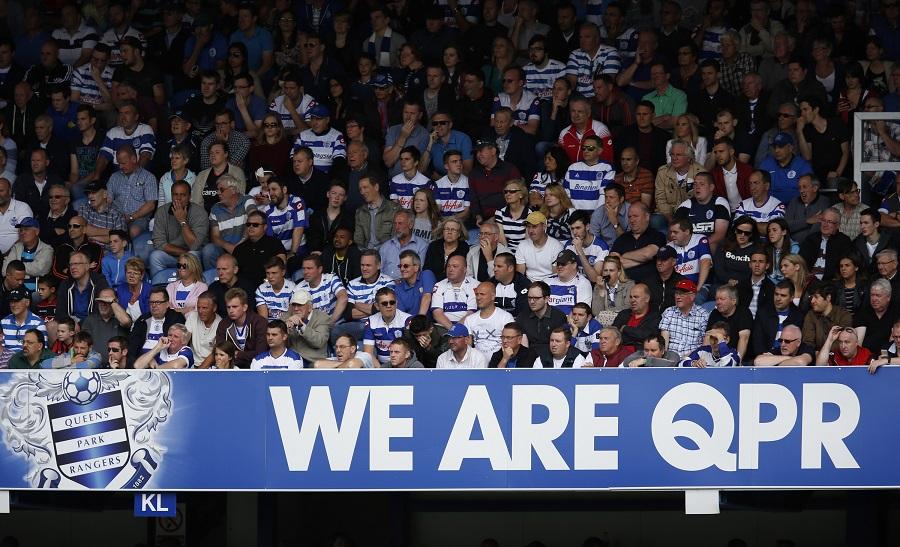 QPR fans