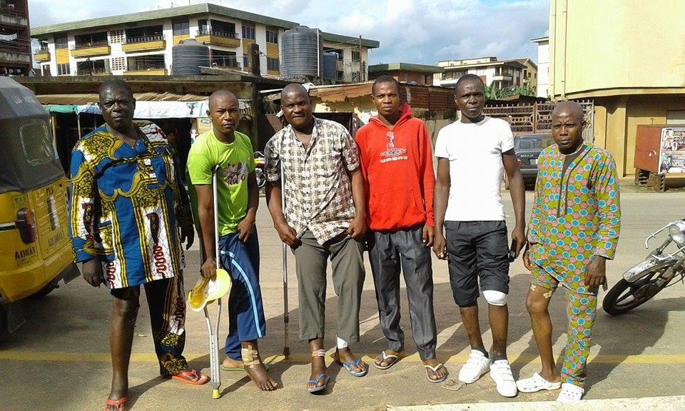 Biafra Onitsha Ipob police march