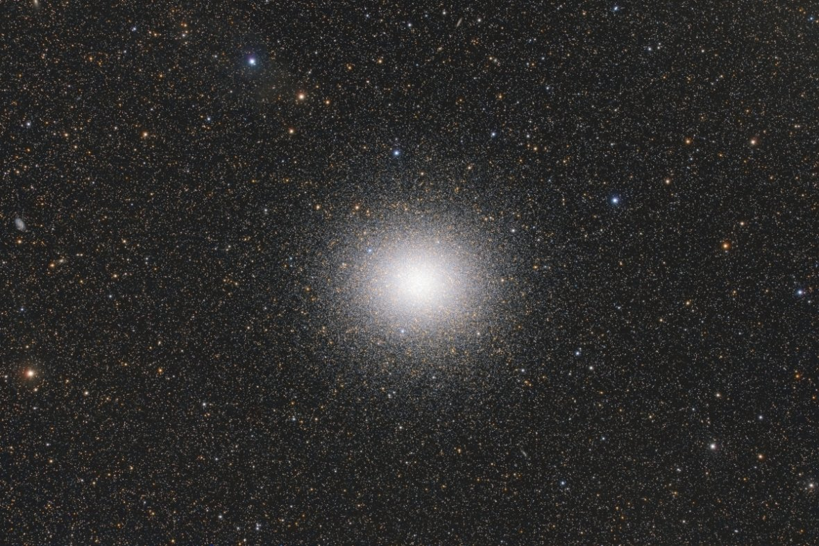The Magnificent Omega Centauri