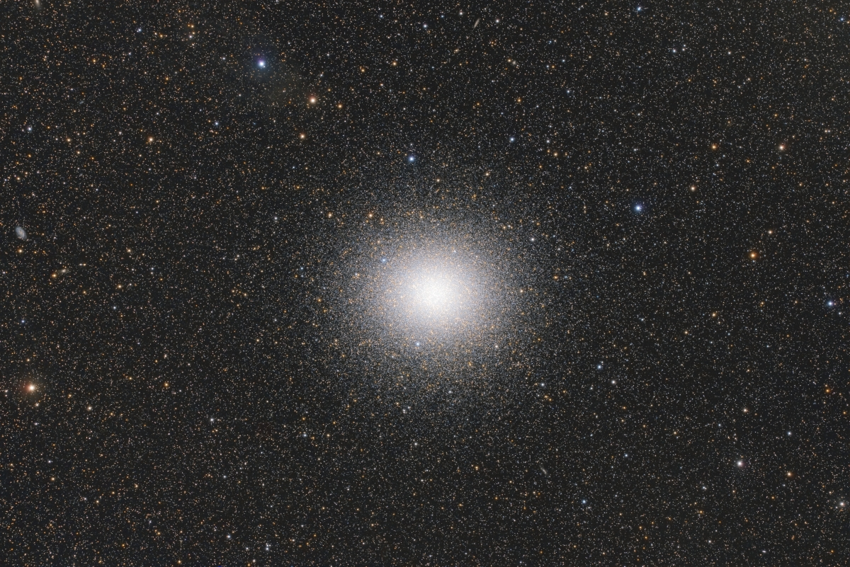 The Magnificent Omega Centauri