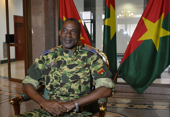 General Gilbert Diendere military coup Burkina Faso