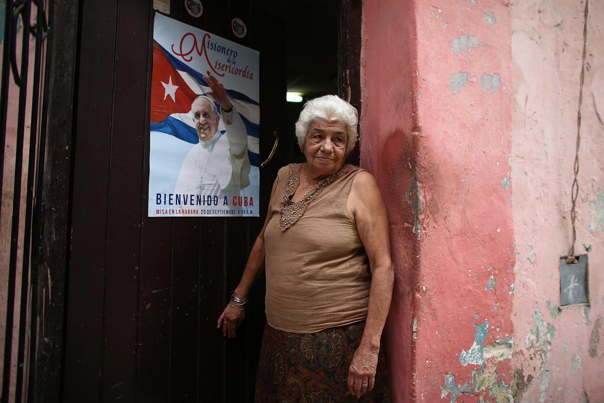 Pope Francis in Cuba