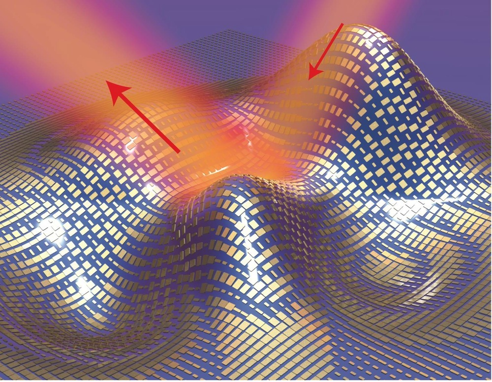 invisibility cloak nanoscience harry potter