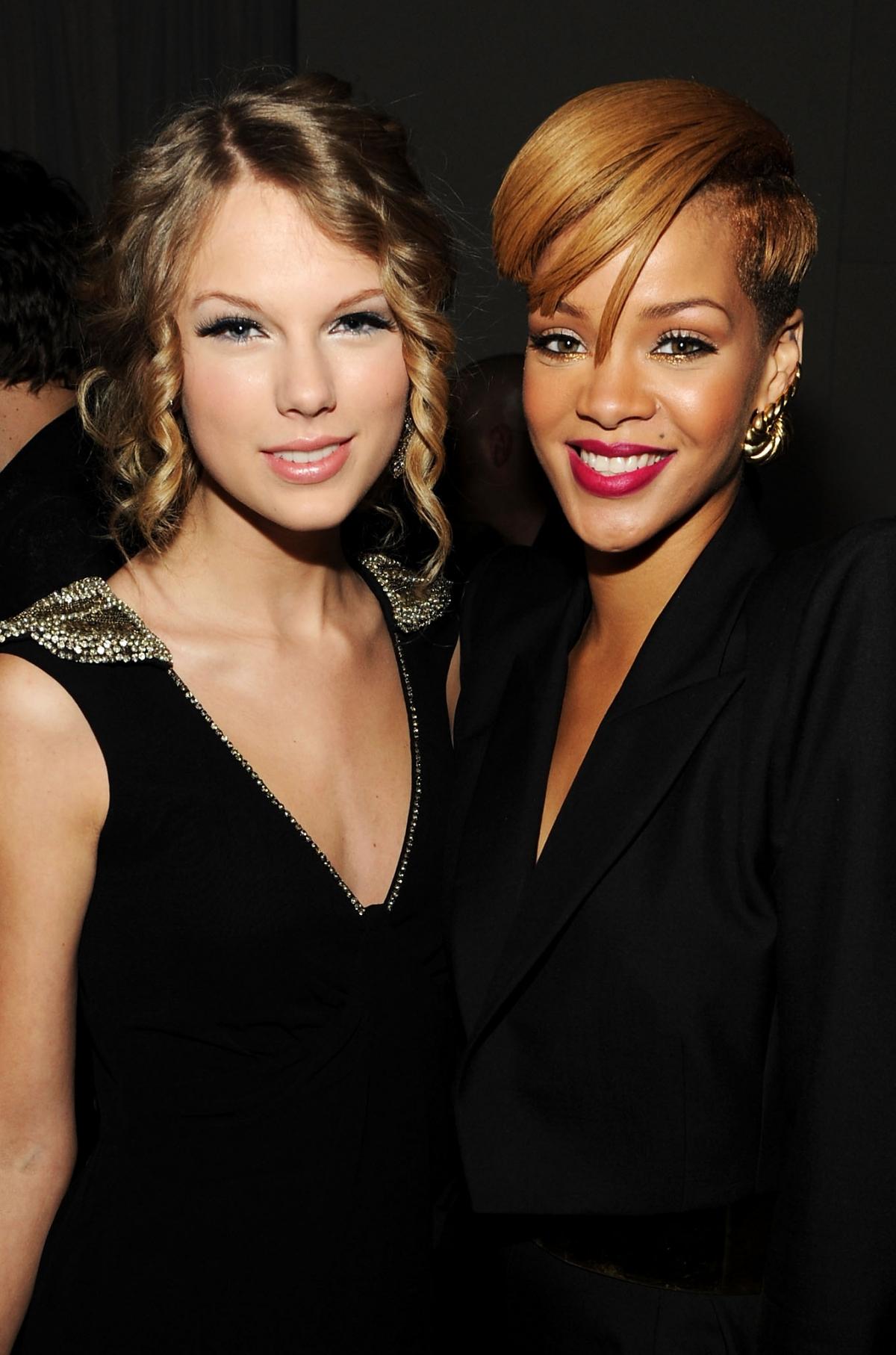 Rihanna  Taylor Swift feud