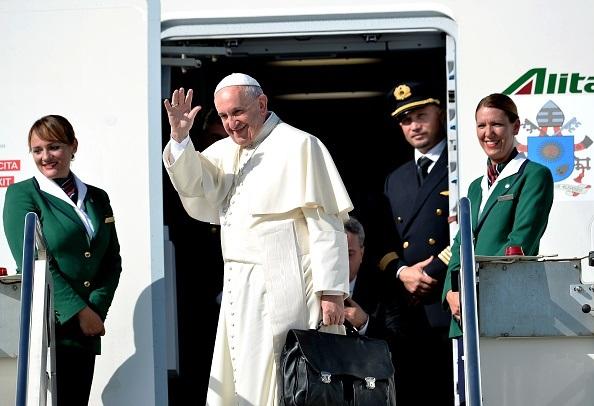 pope heading to Americas