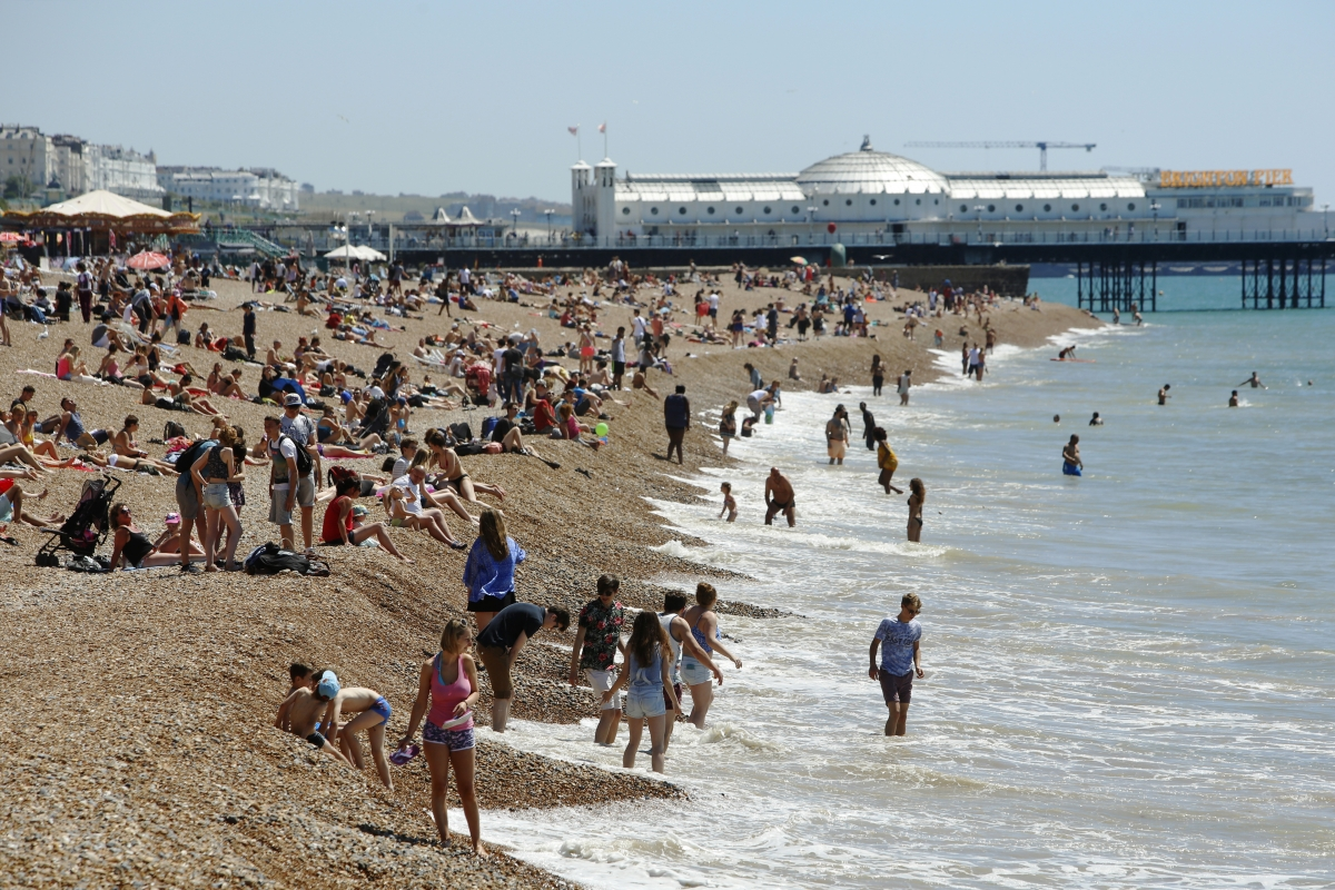 Heatwave Indian Summer