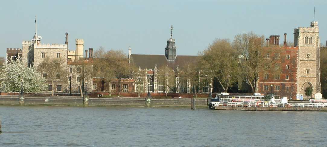 Lambeth Palace London