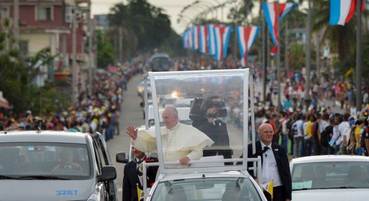 Pope Francis, Havana