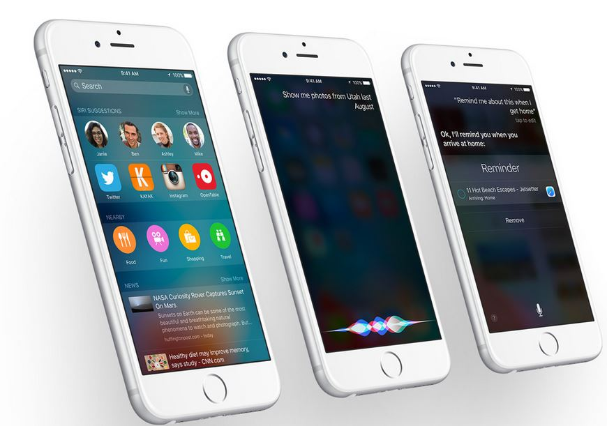iOS 9 update makes your iPhone/iPad sluggish? Check out the tips to improve performance