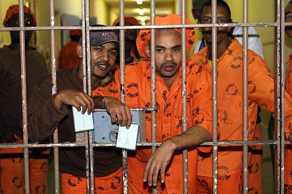 Pollsmoor inmates