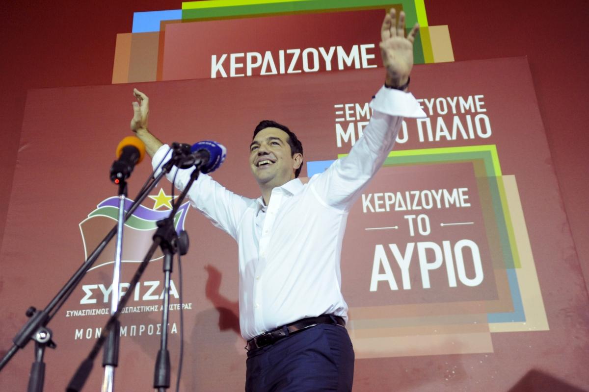 Greek elections