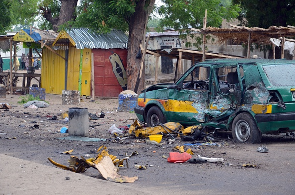 Maiduguri attacks