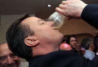 David Cameron beer