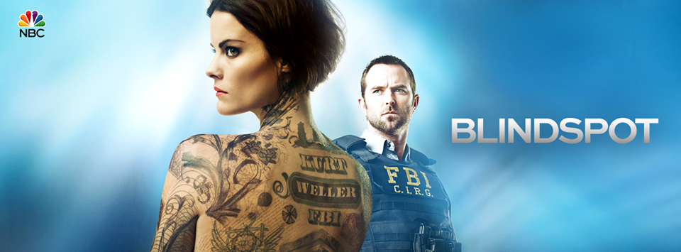 Blindspot premiere on NBC