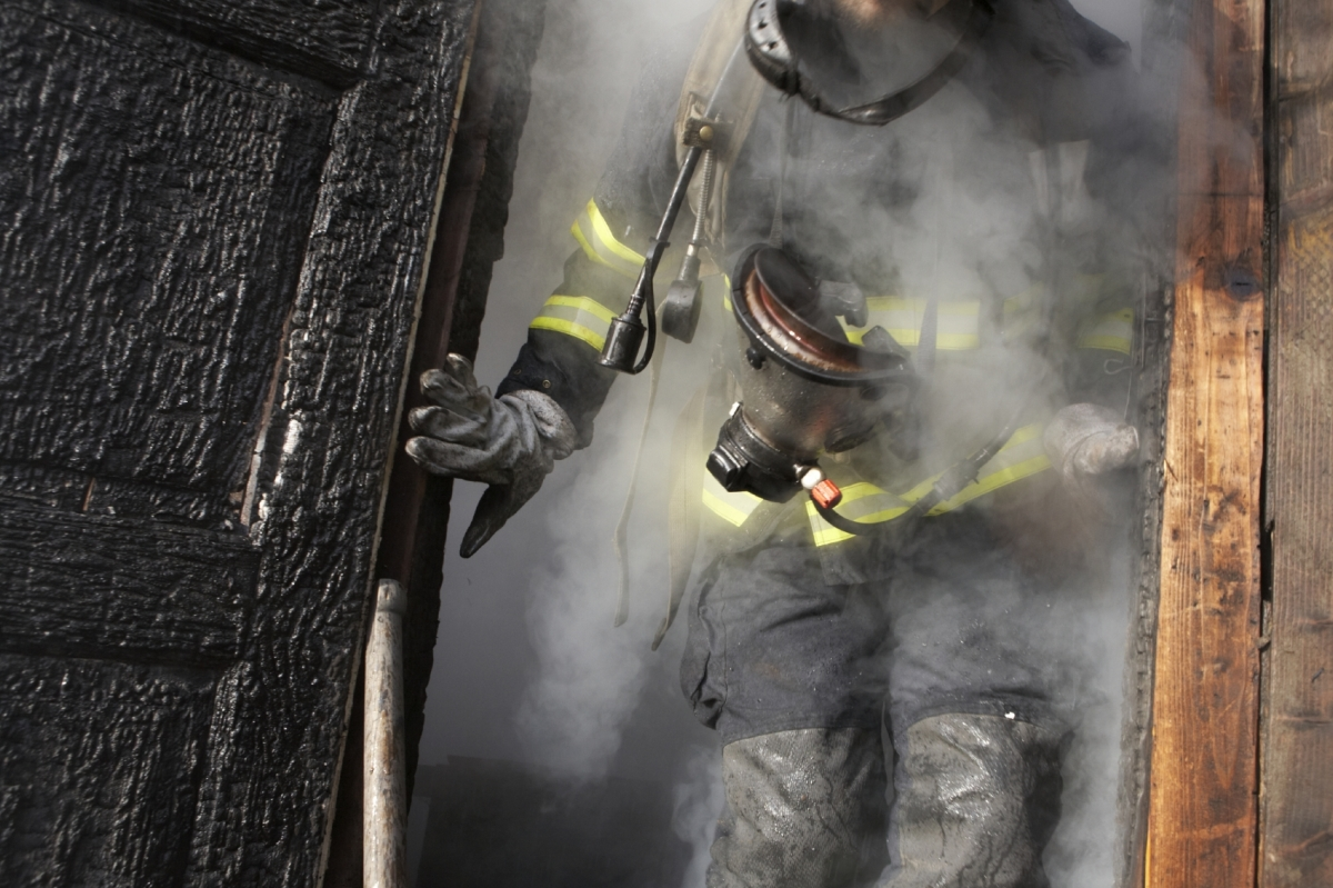 Firefighters Czech Republic explosion