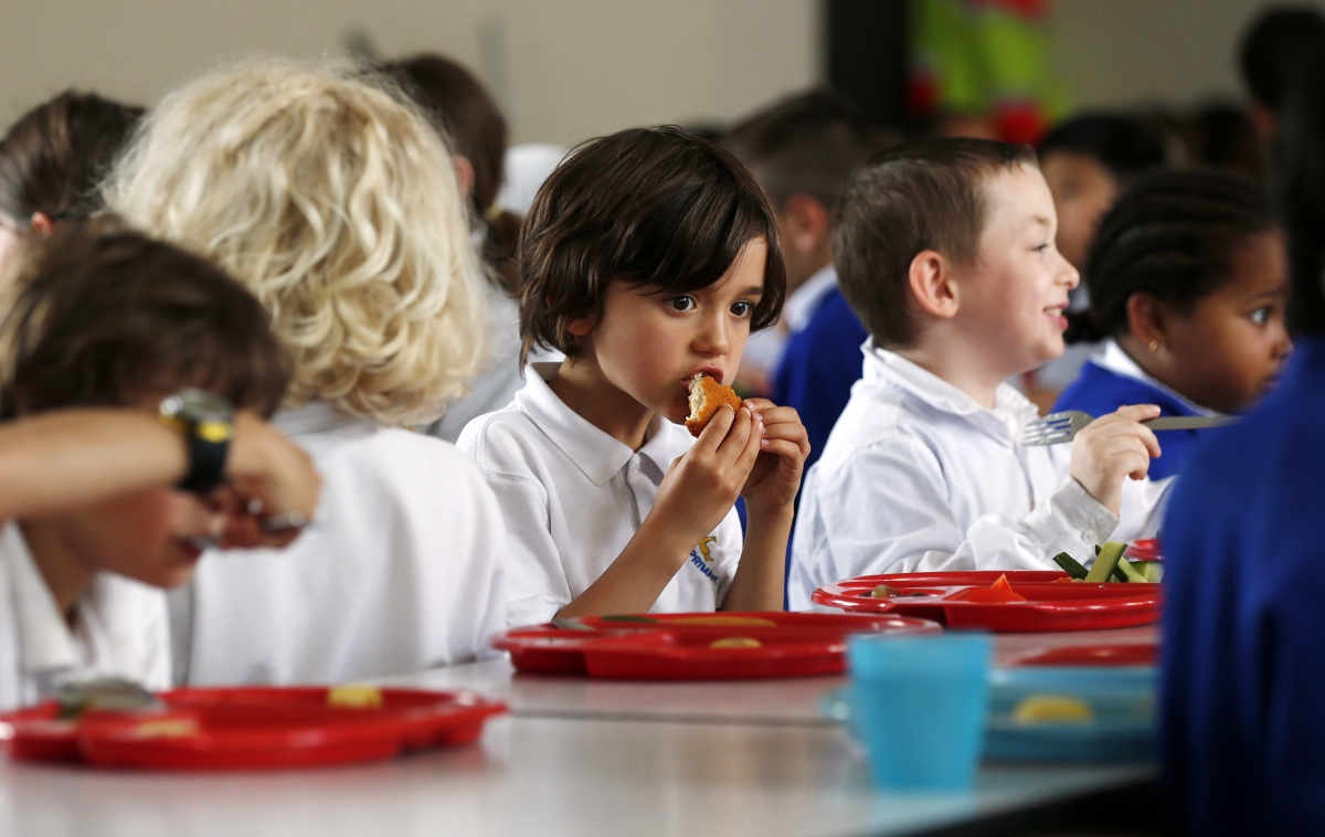 George Osborne attacks free school meals and we need to ...