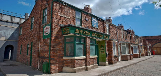 Coronation Street , your havin a laugh