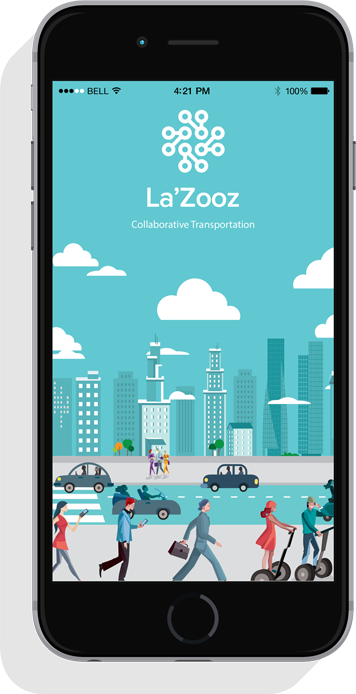La 'Zooz: Israel's anti-Uber ride-sharing app based on 'karma'
