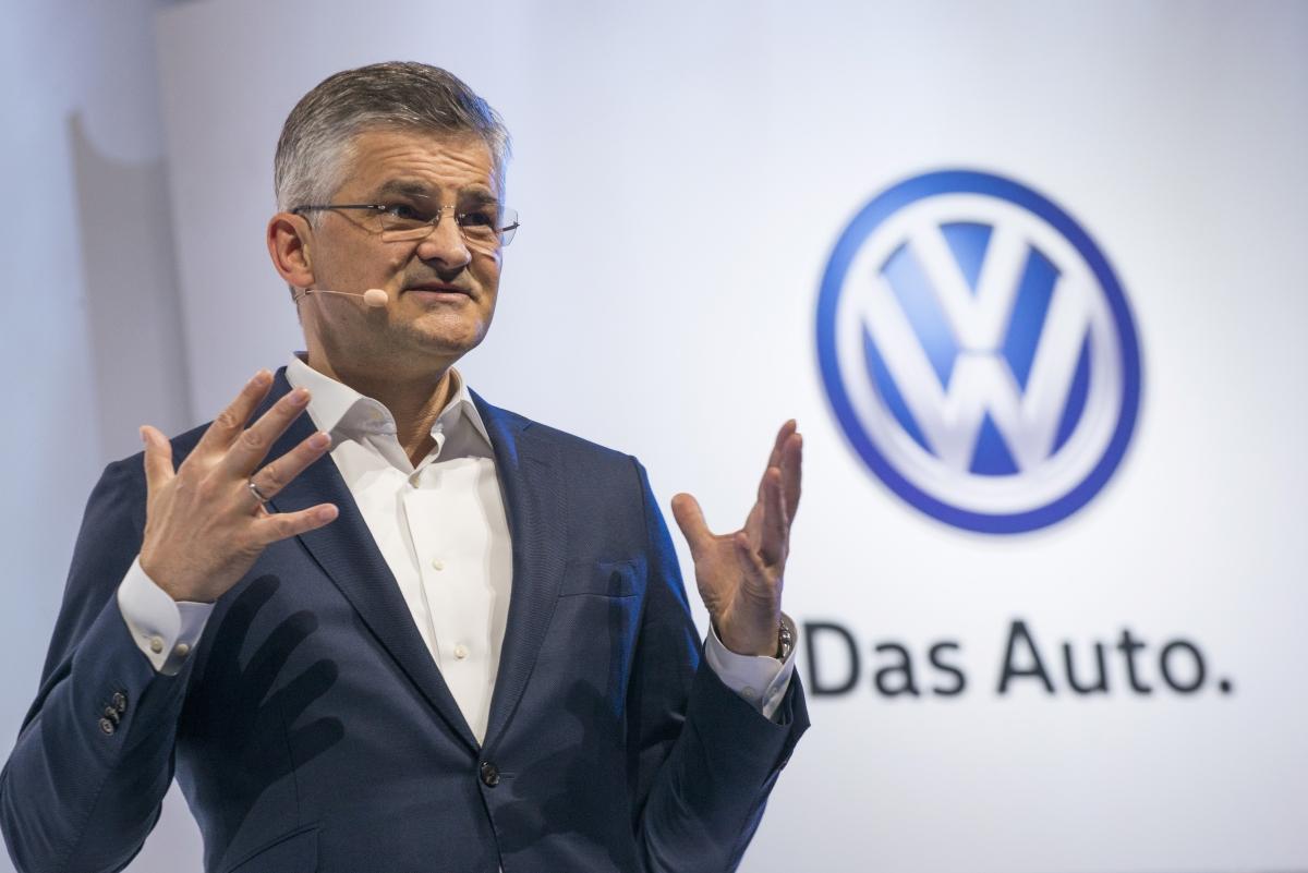 VW US boss Michael Horn