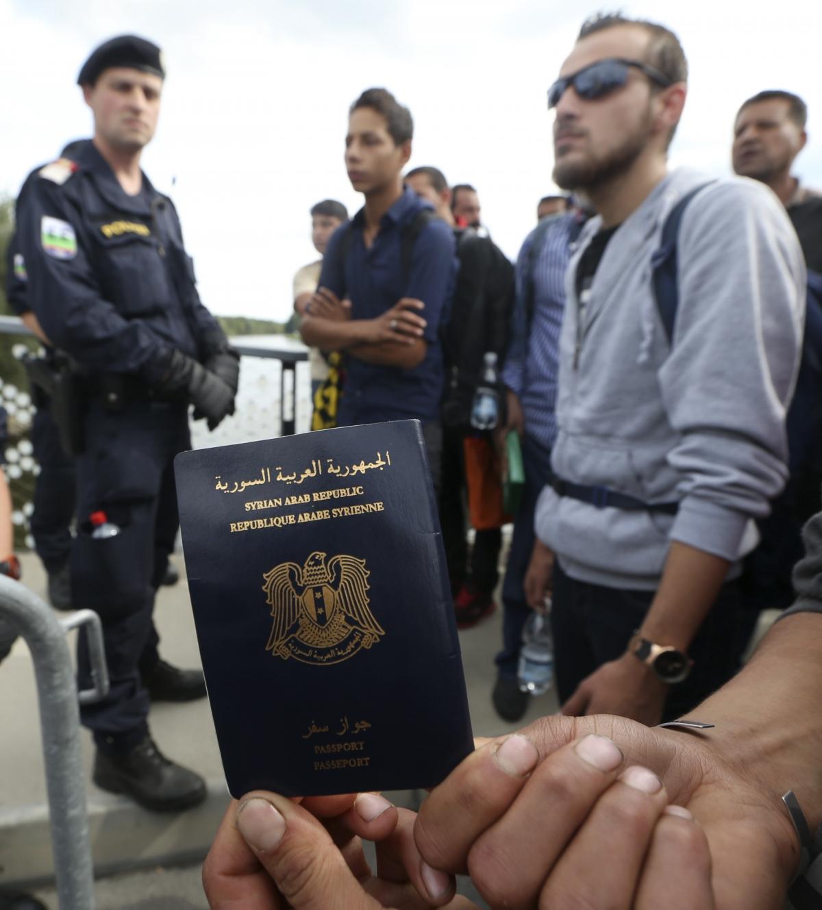 Syrian Passport