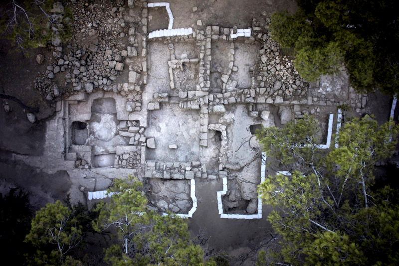 Possible Tomb of the Maccabees