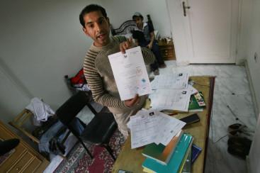 Egypt refugee