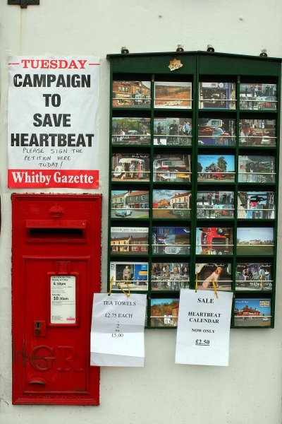 Save Heartbeat campaign